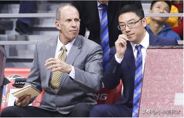 上海迎回姚明前队友,或取代刘炜执教球队,下赛季又想冲击冠军?