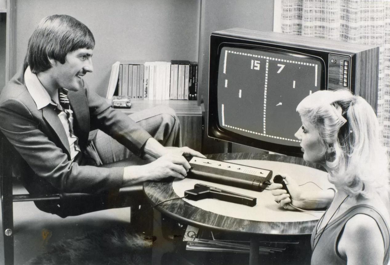 市值两百亿的雅达利 一年之内跌落神坛 还摧毁了美国游戏市场