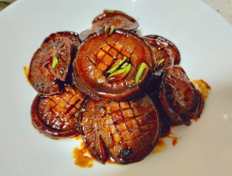 红烧香菇的家常做法