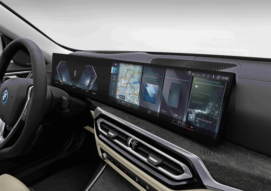 【可持续发展】宝马集团发布首款纯电动四门轿跑创新BMW i4
