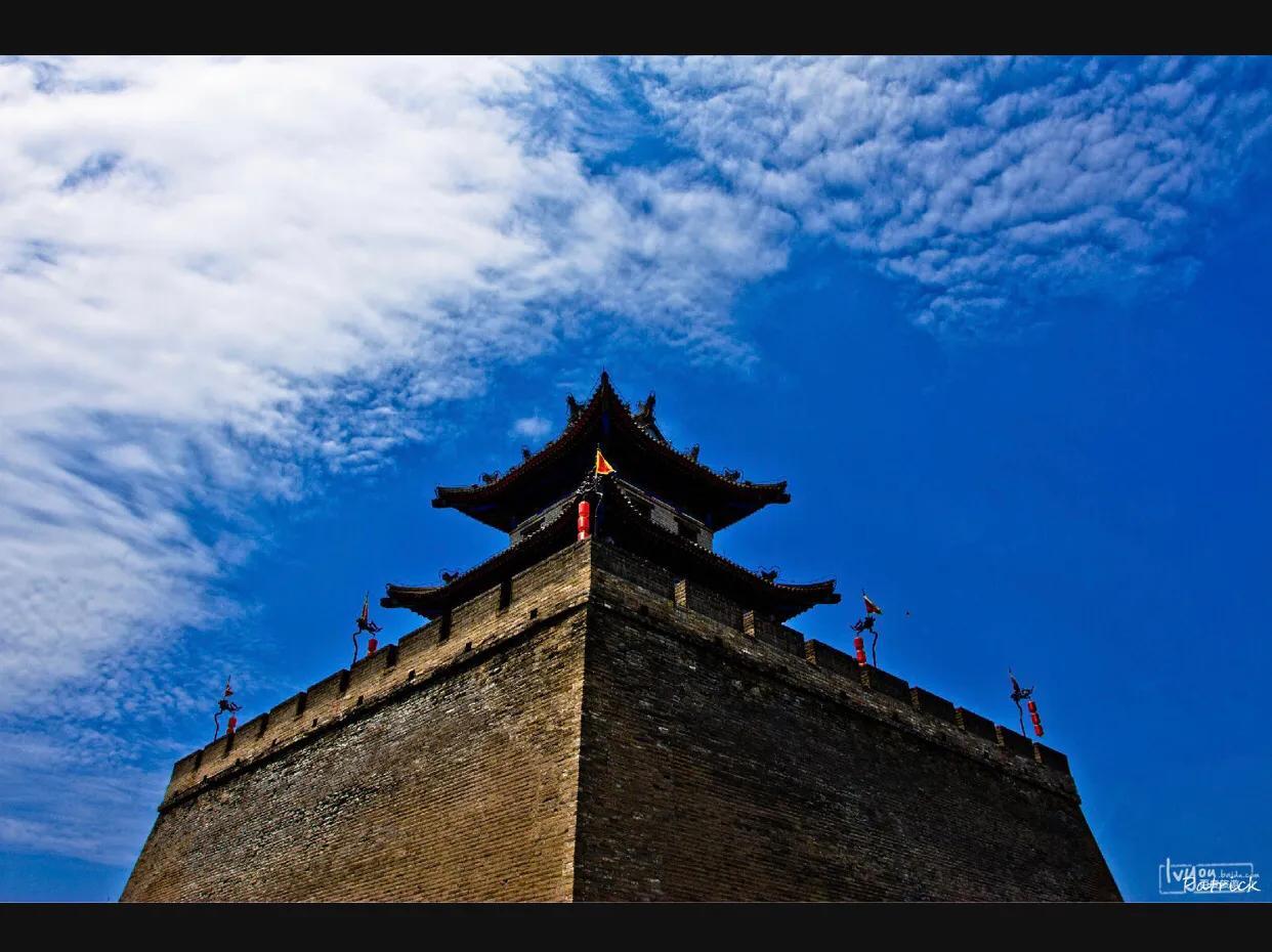 城墙根寻访陕西美味