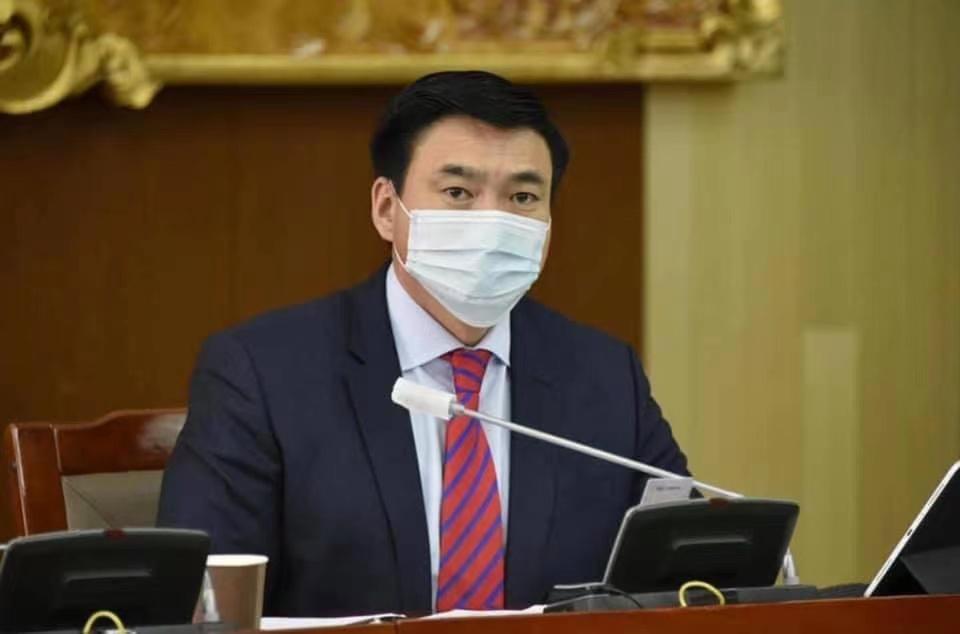 蒙古国副总理阿木尔赛罕确诊新冠肺炎