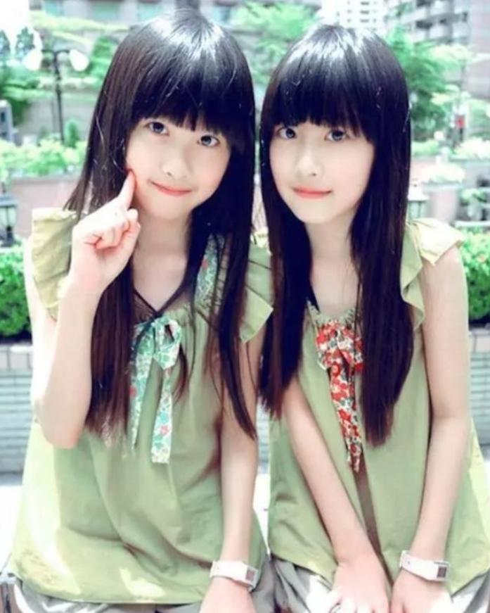 """还记得""""台湾最美双胞胎""""吗,她们现在长得怎样?网友:判若两人"""