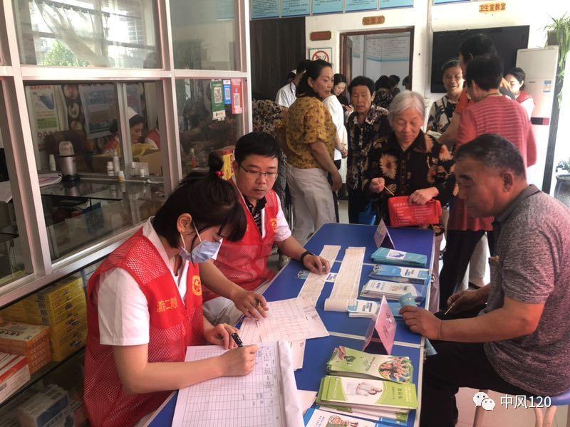 《中风120五周年》,河南省中风120特别行动组成果展