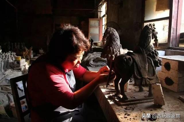 中华造假第一村,村民个个是造假高手,曾骗过故宫文物专家