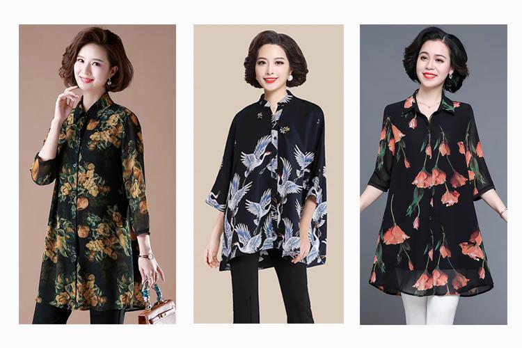 快麥設計干貨 | 五大要素搞定優質中老年女裝款式