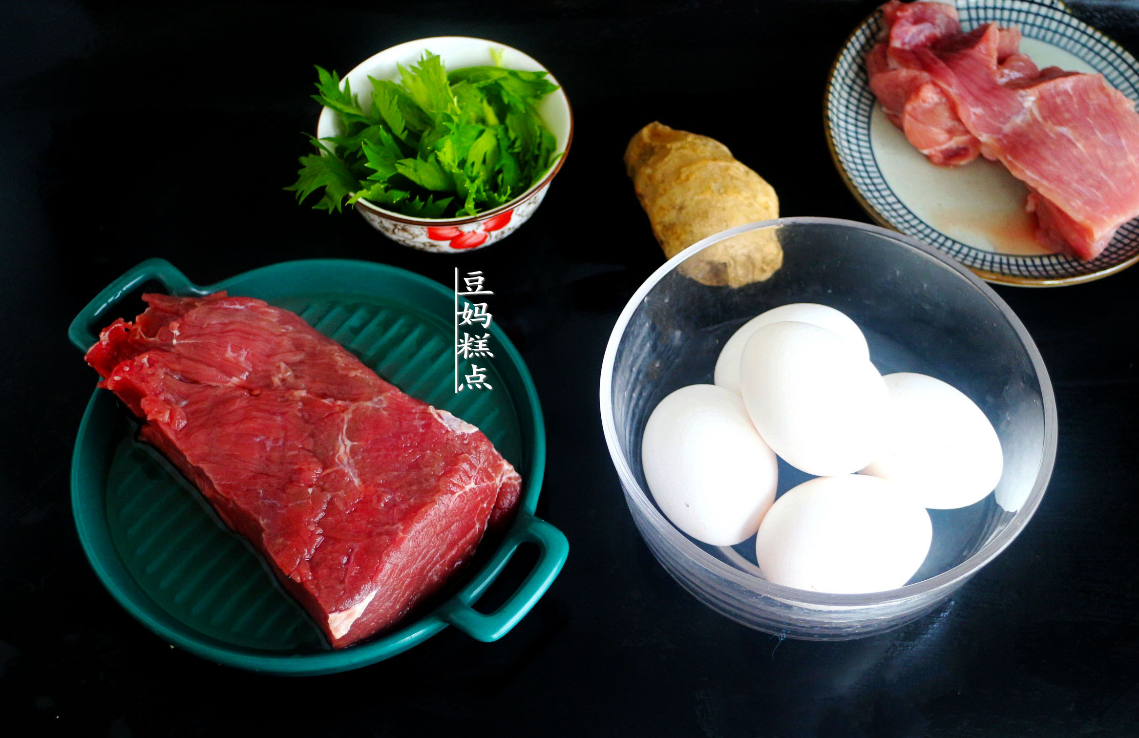 經典廣式牛肉粥的做法,只需10分鐘,肉嫩粥滑