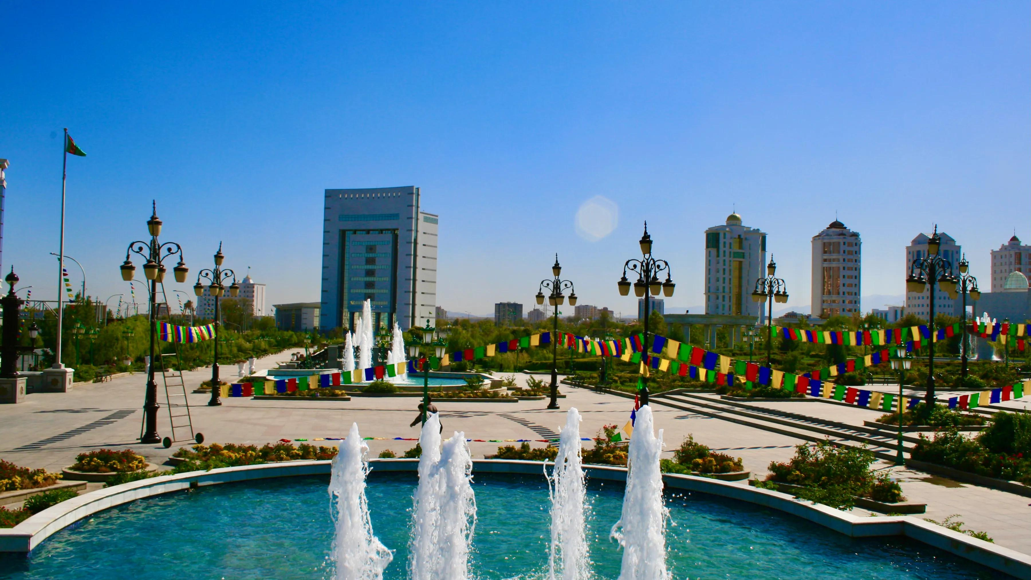土库曼斯坦放弃美俄,将领空安全交予中国,中国值得他们的托付