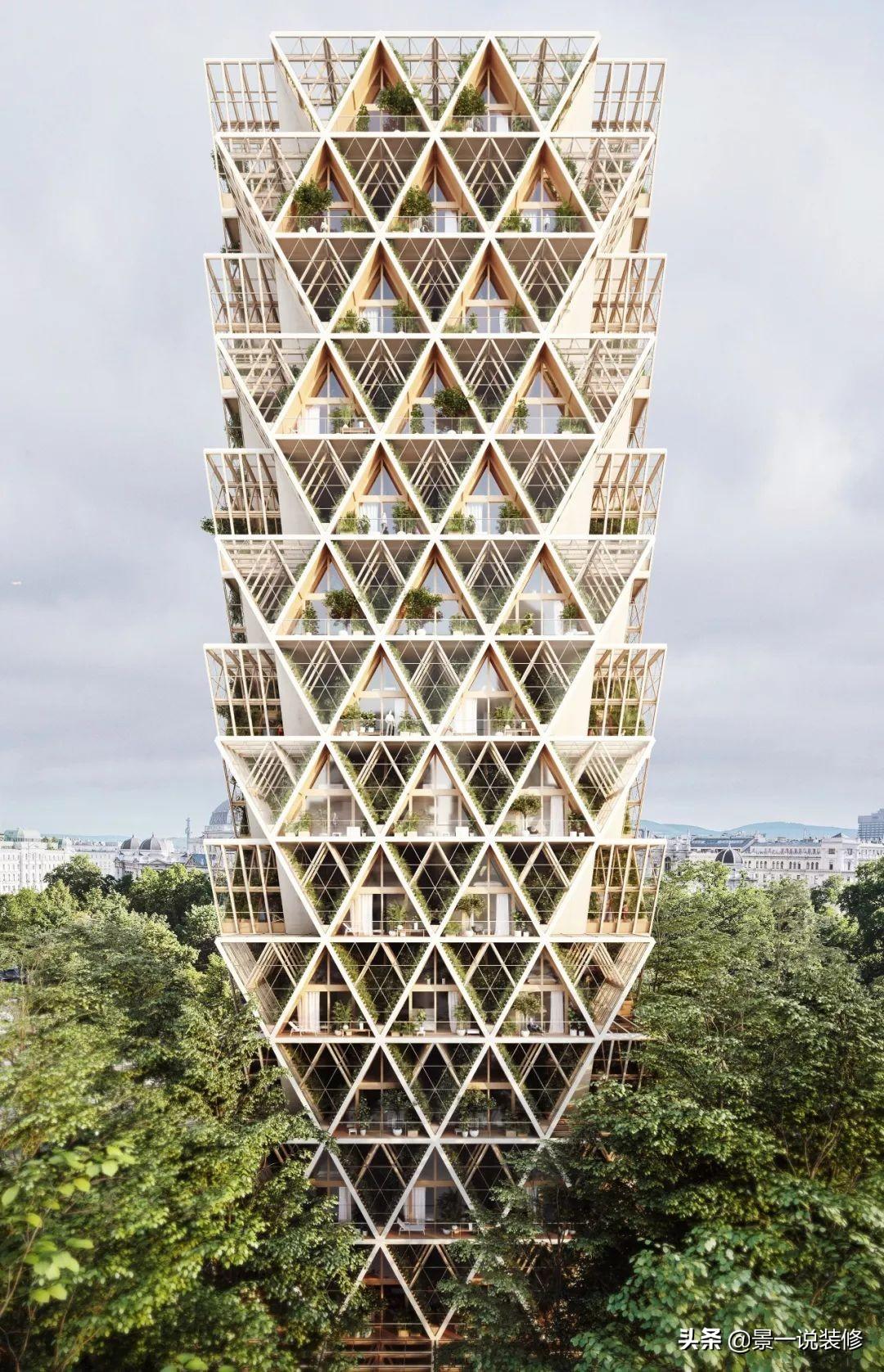 盘点2019年火遍全球的10大建筑设计,个个都很惊艳
