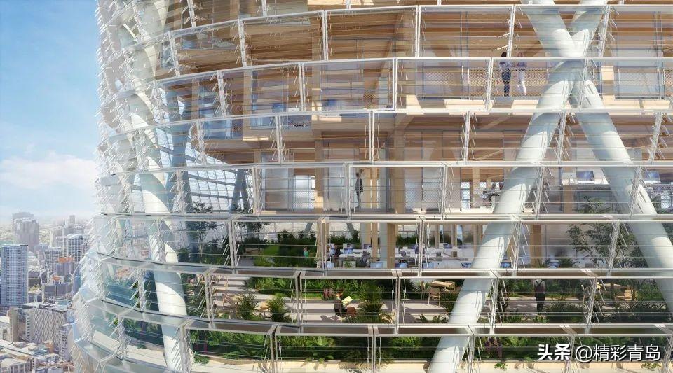 世界第一高木结构大厦诞生?老外如何玩老祖宗最擅长的建筑技术