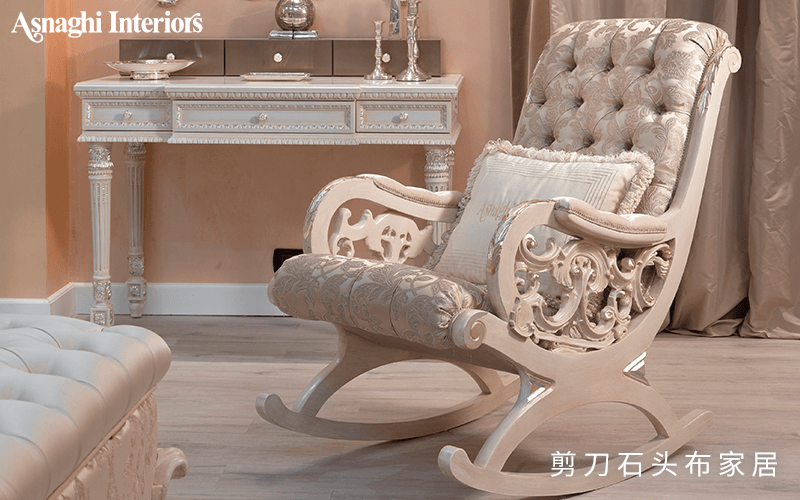 Asnaghi Interiors古典家具品牌