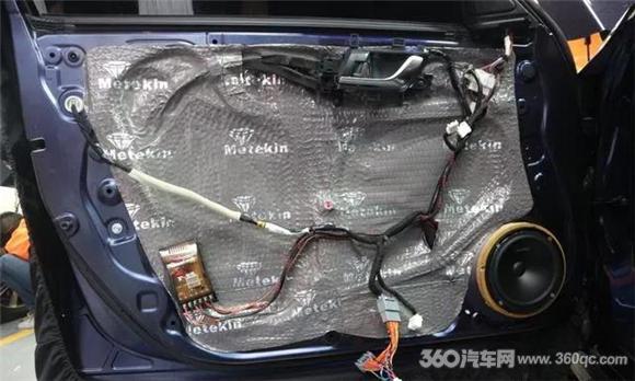 混合动力轿车音响可以改装吗?本田英诗派首改案例就在这里