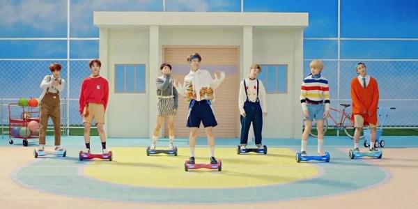 韩国偶像们的8个超高难度舞蹈动作,为了舞台和粉丝
