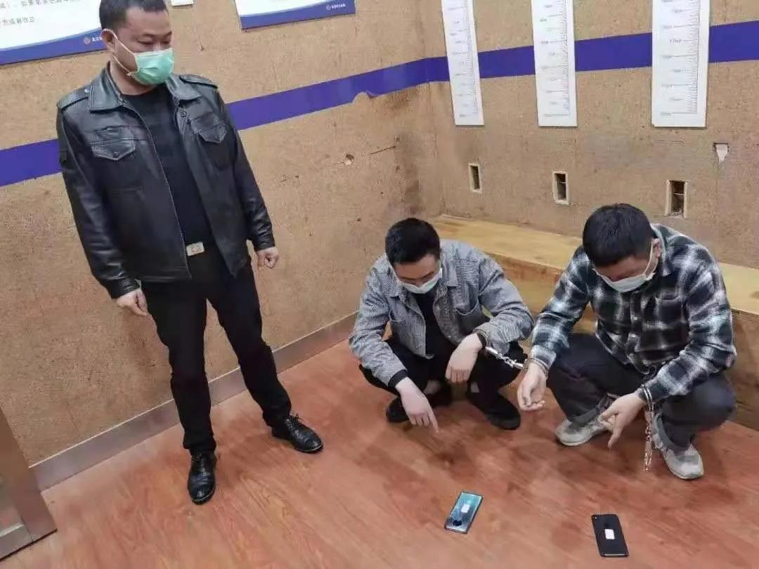 """赌博团伙""""洗钱""""600万元被监利警方抓获"""