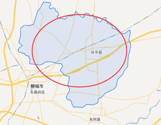 山东省一个县,人口超50万,名字大部分人读错了!