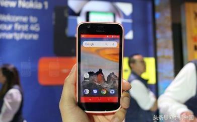 Nokia1登录印尼销售市场 价格低超过想象