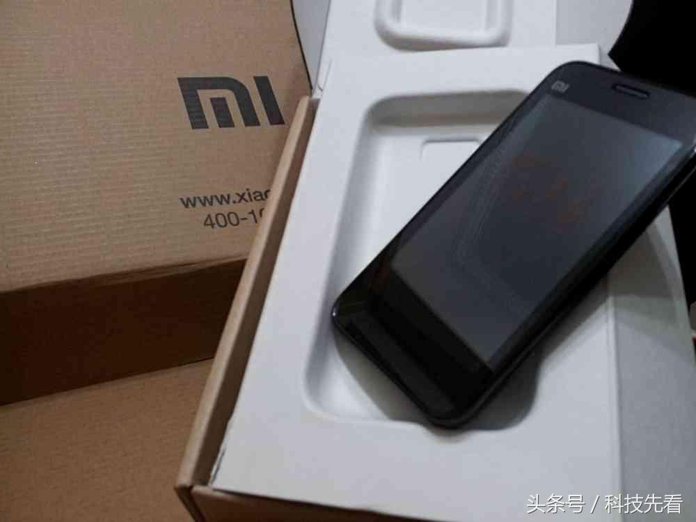 年青人的第一部智能手机,小米1再次拆箱,重返經典