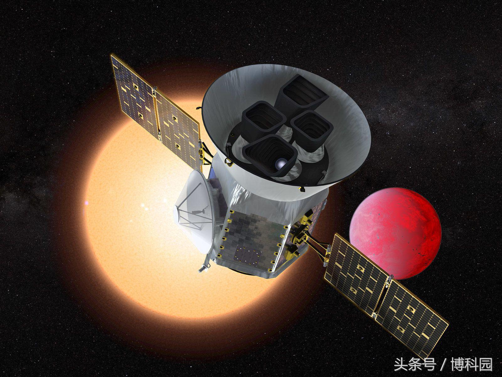 NASA准备发射新卫星:搜索宇宙、寻找新的世界