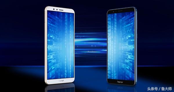 这3款荣誉全面屏手机狂降200 哪种性价比高最大?