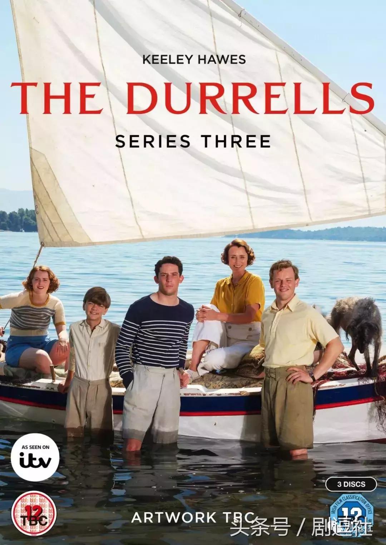 神奇!《德雷尔一家》都出到第三季了,每一季豆瓣评分都超过9.0