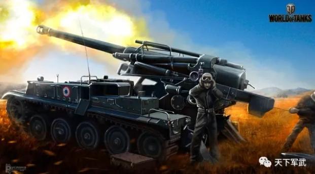 是时候拿出火炮,恶心一下敌人了!坦克世界火炮打法秘籍