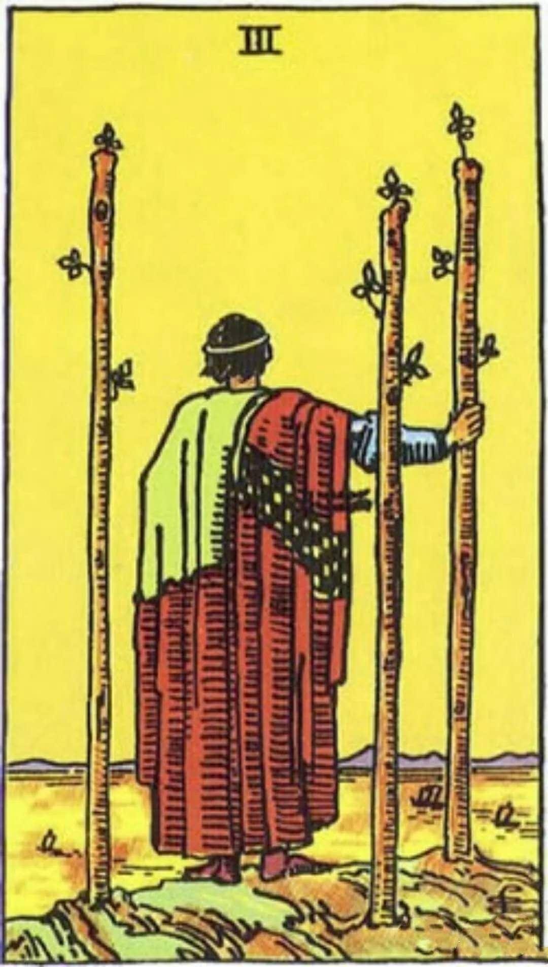 塔罗牌占卜爱情的牌阵,塔罗测他喜欢你的程度  第6张