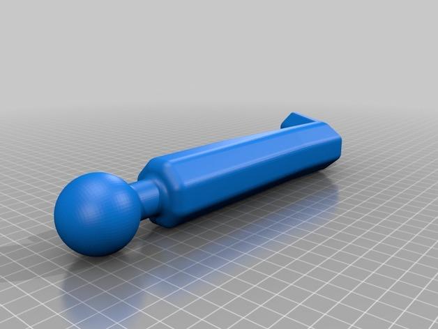 蝎子立体拼装模型3D打印图纸 STL格式
