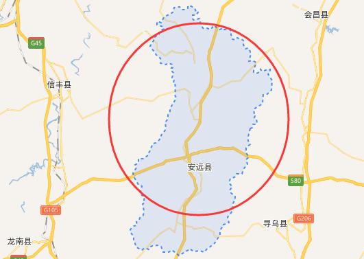 江西省一个县,人口超40万,建县历史超1400年!