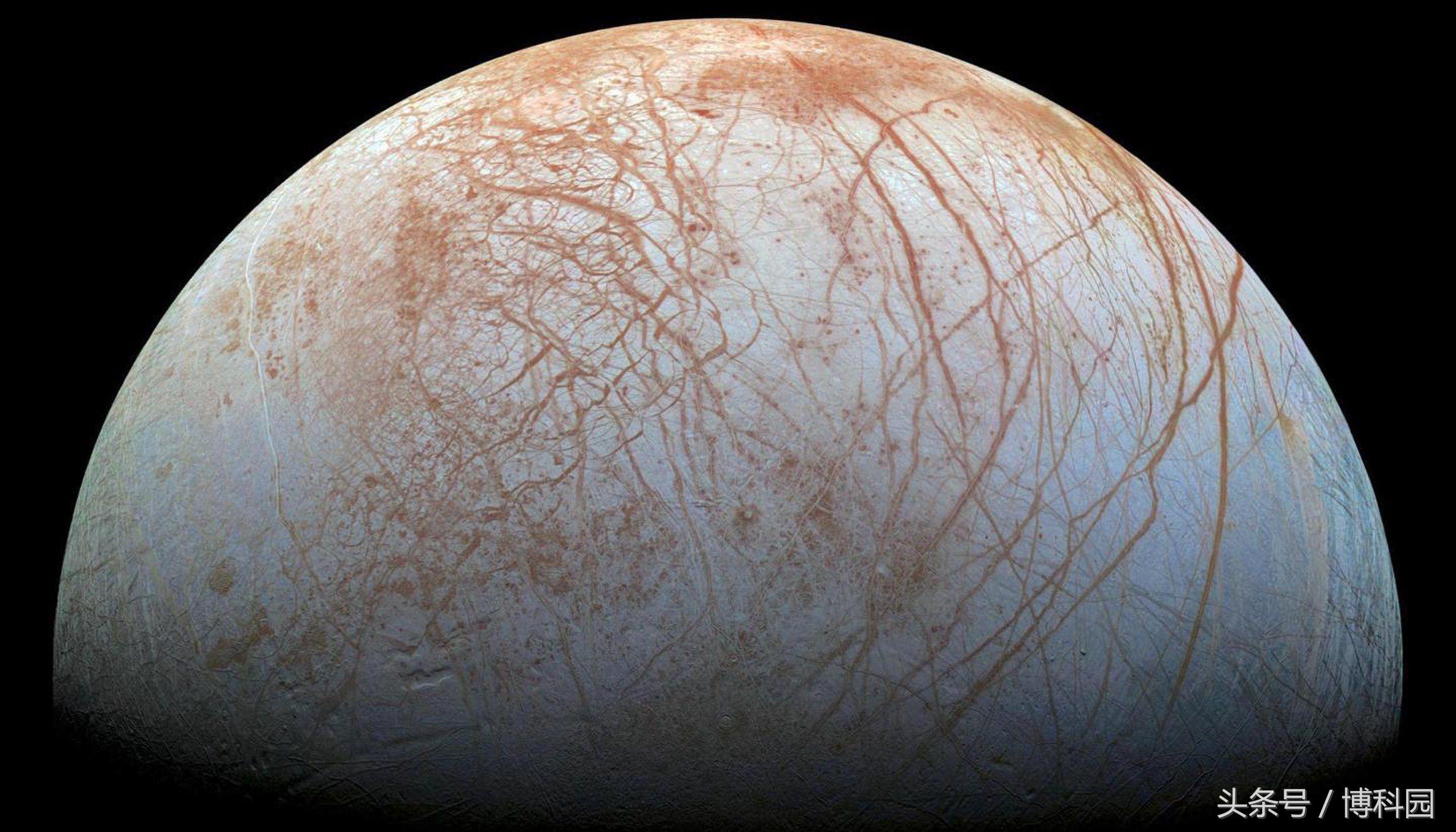 外星生命能否在冰冻的海洋下生存?
