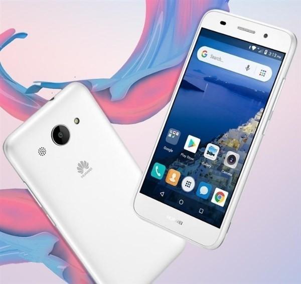 运作Android Go,华为公司Y3二代公布,远古配备