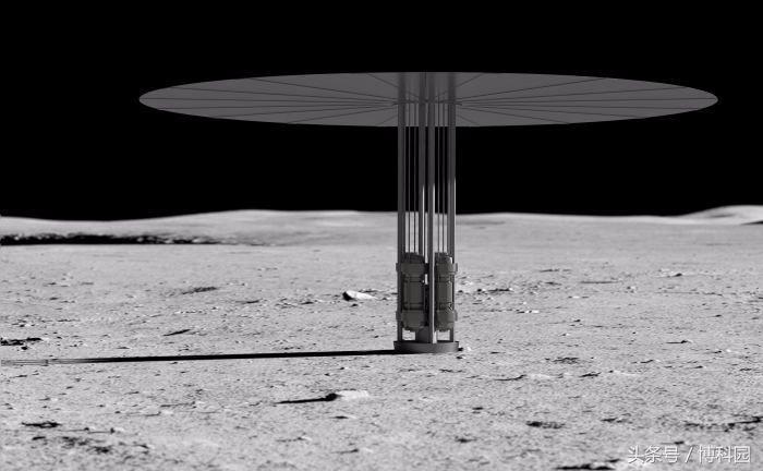 厉害了!NASA测试新裂变空间反应堆