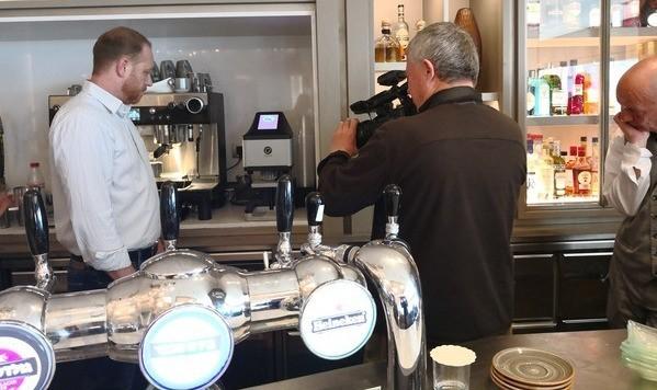 3D打印与咖啡的联动,科技与食品的浪漫味道