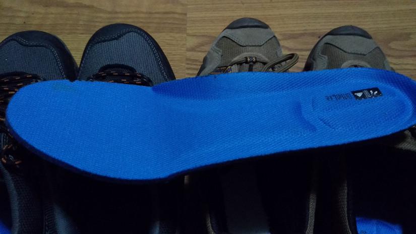 小鞋垫大用处,Ortholite材质鞋垫评测……