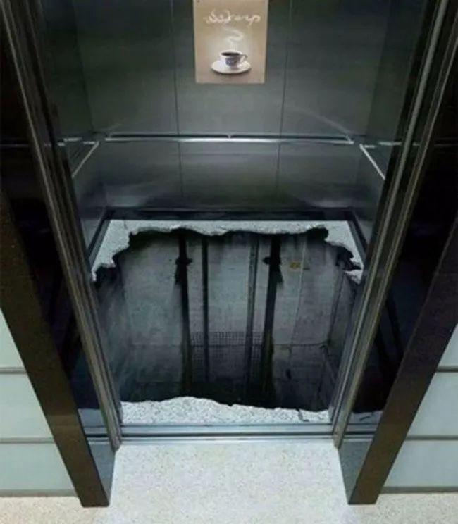 20个最牛叉的电梯创意广告,想不注意都难!