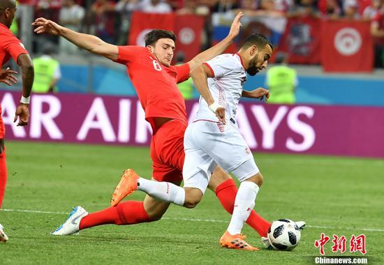突尼斯英格兰世界杯结果(突尼斯和英格兰哪队强)