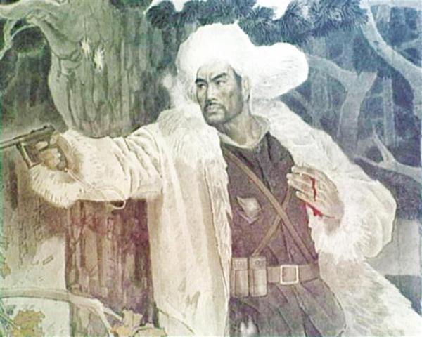 杨靖宇将军牺牲前20天时间轴,从50人打到最后1人,过程让人落泪