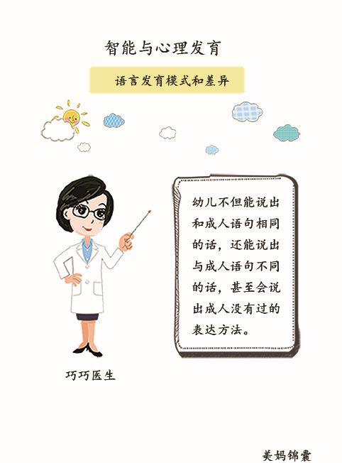 家庭训练幼儿语言能力五要点