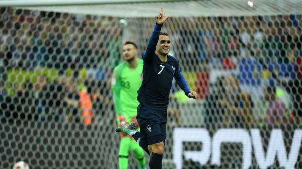 法国4比2战败克罗地亚!时隔20年重夺鼎力神杯