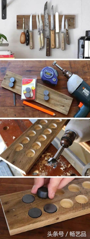 用废木材 木工板 小物块DIY的造型设计方案艺术品 3一个非经常常出現现艺术创意的木质DIY造型设计方案艺术品