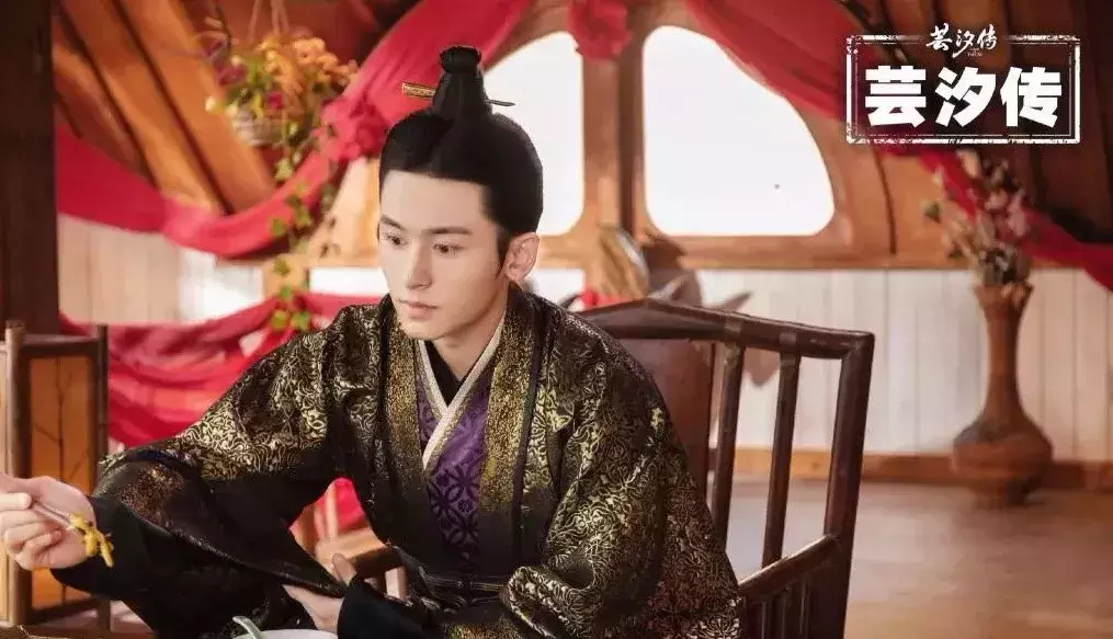 专访张哲瀚:霸道深情爱吃醋,你的秦王殿下来咯~