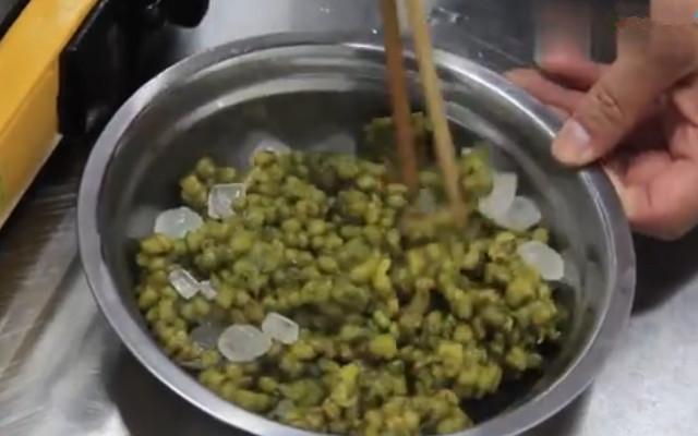 冰镇绿豆沙做法步骤图 还不易长胖!