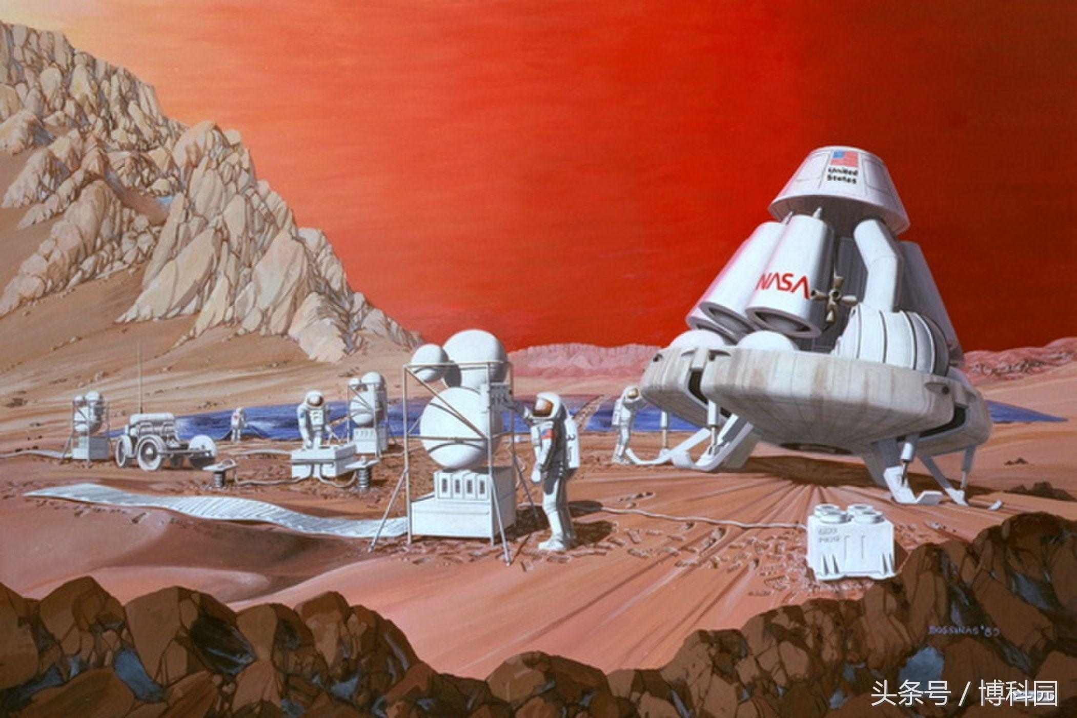 能把火星改造成地球吗?研究表明现有技术是不可能的