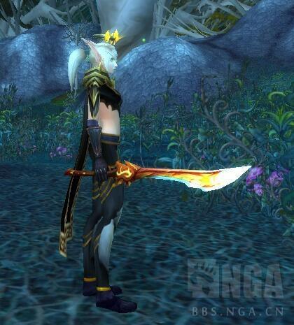 《魔兽世界》任务奖励的幻化装备全集整理第一期
