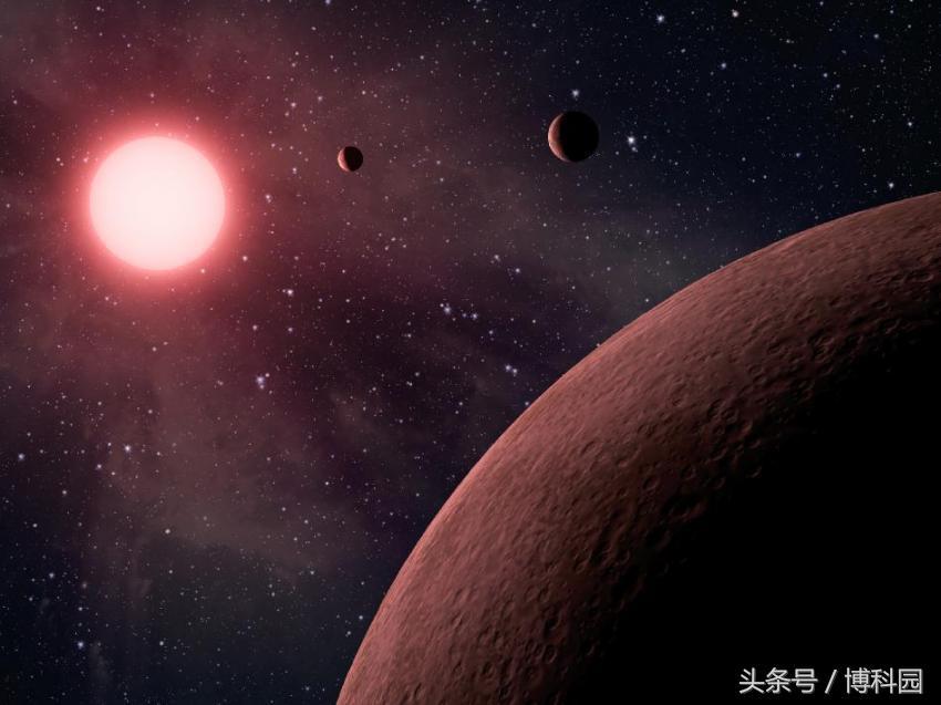 最新发现!能像地球一样发展生命的系外行星