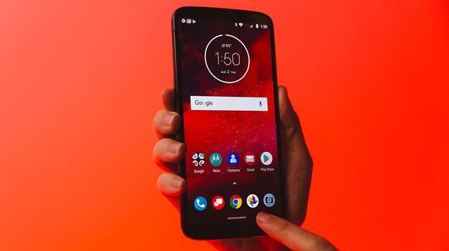 摩托罗拉手机Moto Z3先发5G控制模块,市场价480美金