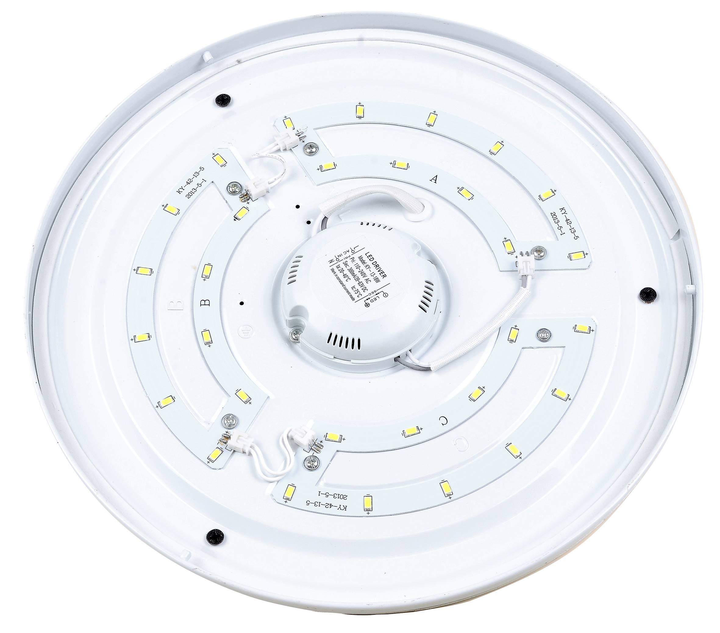 LED灯关闭后闪烁、发微光的原因及解决办法
