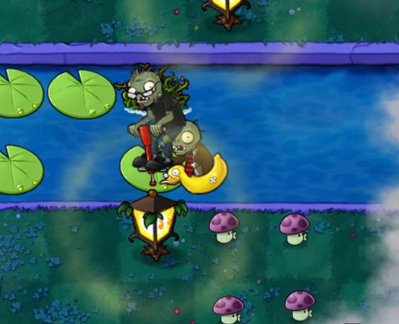 植物大战僵尸:对付跳跳僵尸我们有绝招!