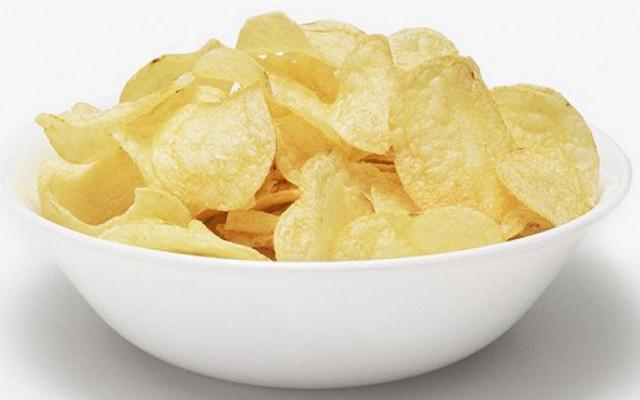 在家制作薯片 学会不用买可比克!