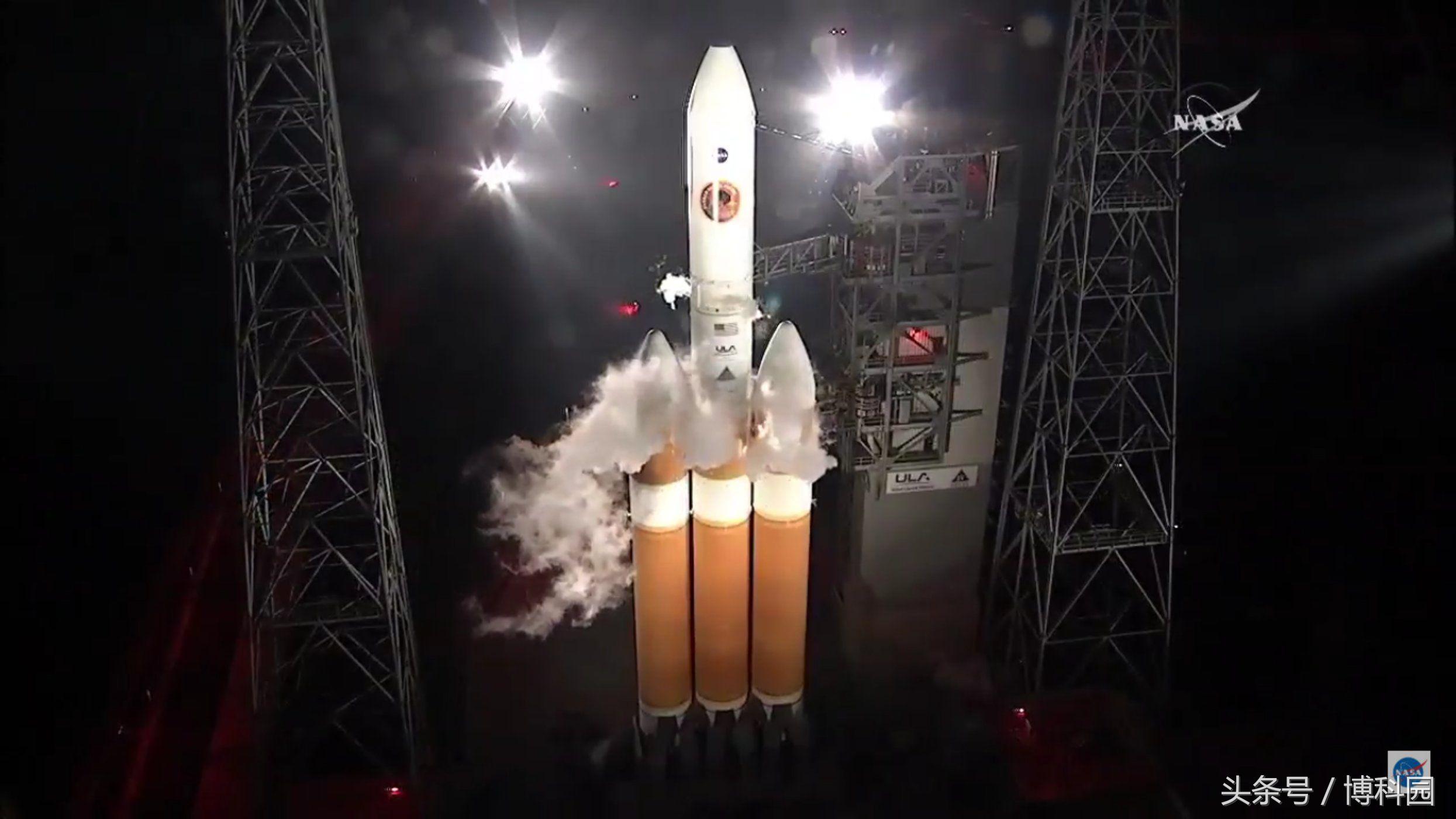 最后一刻故障:导致美国宇航局帕克太阳探测器发射推迟