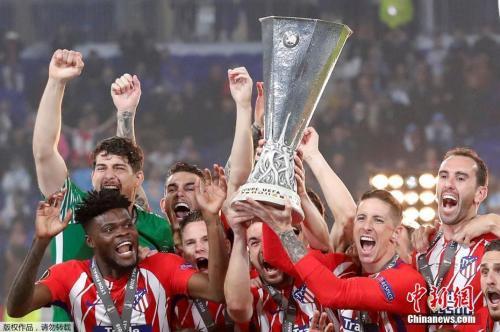 欧洲超级杯-马竞力克皇马夺冠 科斯塔梅开二度